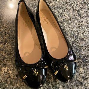 Never worn Kate Spade ballerina style slip on